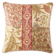 JCPenney Home™ Ceylon Tea Square Decorative Pillow