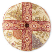 JCPenney Home™ Ceylon Tea Round Decorative Pillow