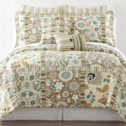 jcp home™ Montefiori Quilt & Accessories