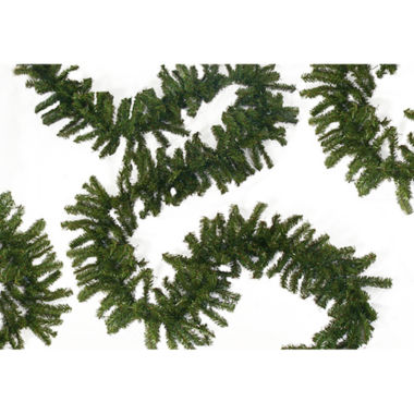 jcpenney.com | 50 Ft. Unlit Balsam Pine Artificial Christmas Garland