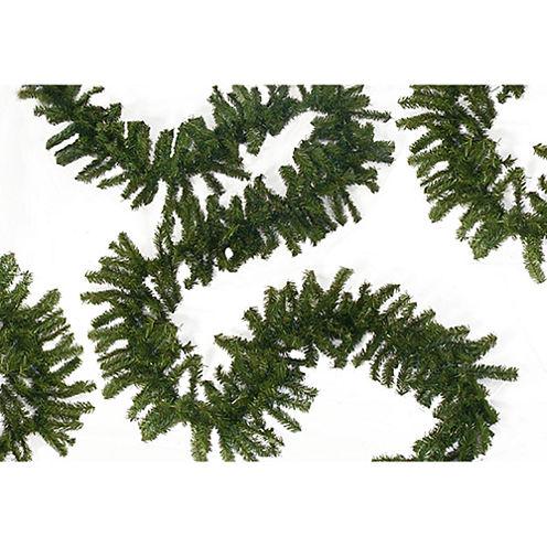 50 Ft. Unlit Balsam Pine Artificial Christmas Garland