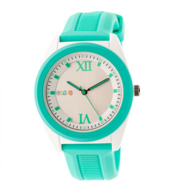 jcpenney.com | Crayo Unisex Blue Strap Watch-Cracr3606