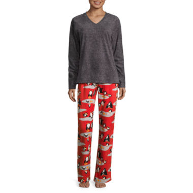 jcpenney.com | Pj Couture Fleece Pant Pajama Set with Blanket