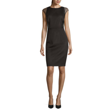 jcpenney.com | Melrose Short Sleeve Bodycon Dress