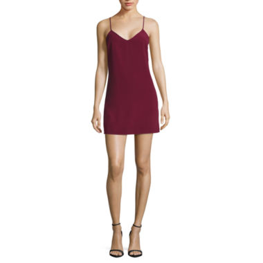 jcpenney.com | Fire Sleeveless A-Line Dress