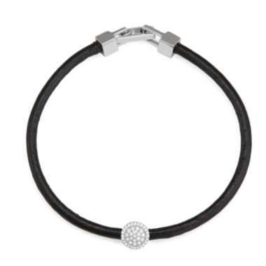 jcpenney.com | Womens Diamond Accent White Diamond Sterling Silver Wrap Bracelet