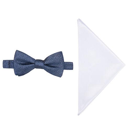 JF J.Ferrar Dots Bow Tie