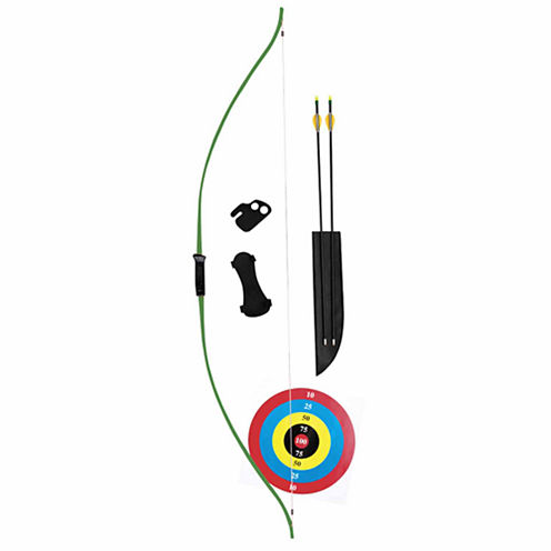 Bear Titan Bow Set 60in. 20-29lb  22-28in Draw R-LHand