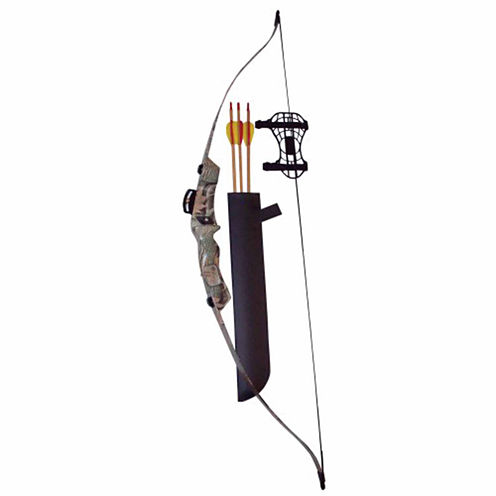 SA Sports Axis Recurve Youth Bow Set 563