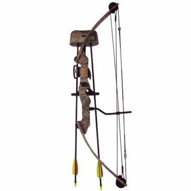 jcpenney.com | SA Sports Moose Compound Youth Bow Set 567
