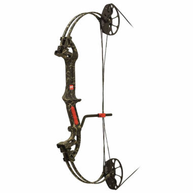 jcpenney.com | Precision Shooting Mini Burner Xt Ready To Shoot Bow Pkb 25-50 Bow
