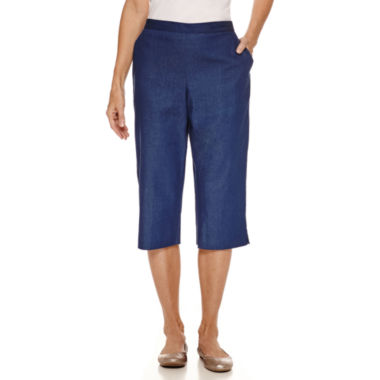 jcpenney.com | Alfred Dunner Capris