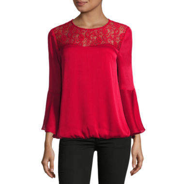 jcpenney.com | Alyx Charmeuse Blouse