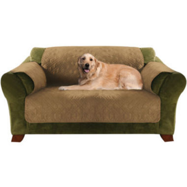 jcpenney.com | Yes Pets Quilted Microsuede Furniture Protector