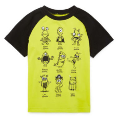 jcpenney.com | Okie Dokie Graphic T-Shirt-Toddler Boys