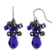 Vieste® Blue Shaky Earrings
