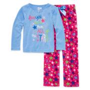 Sleep On It All Stars Pajama Set - Girls 7-16