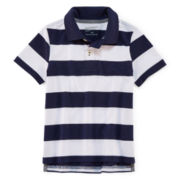 Arizona Striped Polo - Preschool Boys 4-7