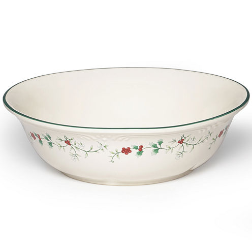 Pfaltzgraff® Winterberry Round Serving Bowl