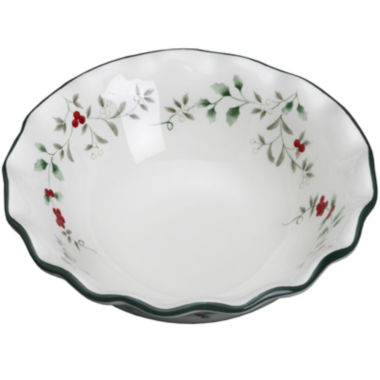 jcpenney.com | Pfaltzgraff® Winterberry Scalloped Pasta Bowl