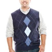 Dockers® Argyle Vest - Big & Tall