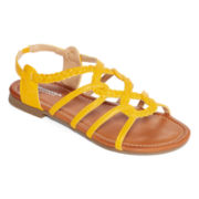 Arizona Briar Girls Strap Sandals - Little Kids