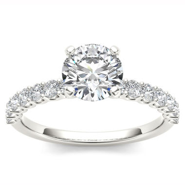 jcpenney.com | 1 CT. T.W. Round White Diamond 14K Gold