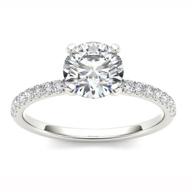 jcpenney.com | 1 1/4 CT. T.W. Round White Diamond 14K Gold
