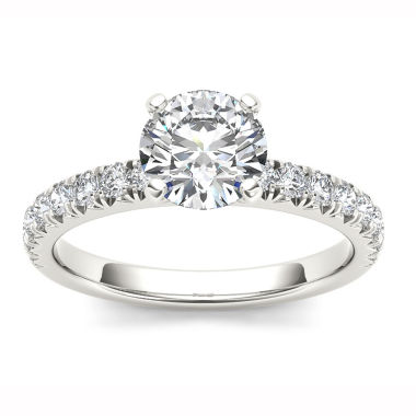 jcpenney.com | 1 1/2 CT. T.W. Round White Diamond 14K Gold