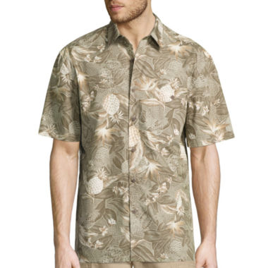 jcpenney.com | Island Shores Short Sleeve Printed Camp Shirt