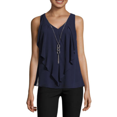 jcpenney.com | by&by Tank Top-Juniors