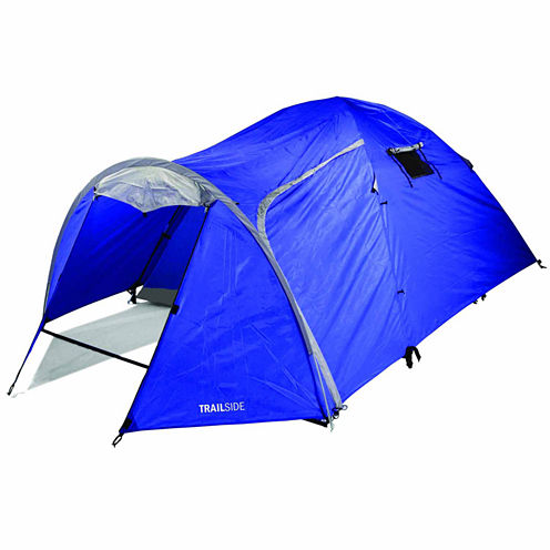 Chinook Long Star Fiberglass Tent 6-Person Tent