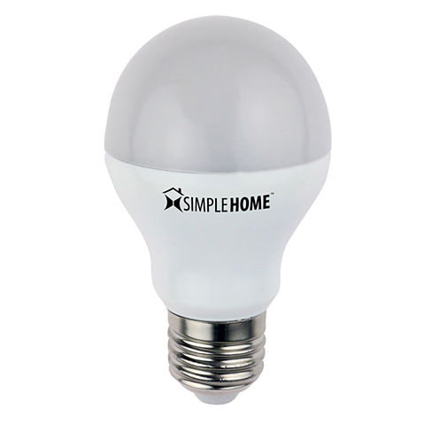 Simple Home 2-pk. Wi-Fi Multicolor Smart LED Bulbs