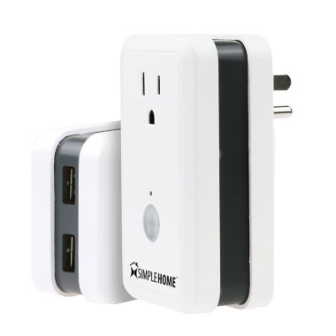 jcpenney.com | Simple Home Wi-Fi Smart Controlled Wall Outlet