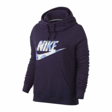 jcpenney.com | Nike Long Sleeve Cotton Blend Hoodie