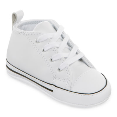 cb355b33569dc5 Converse Baby Unisex Kids Chuck Taylor First Star Crib Shoes Elastic ...