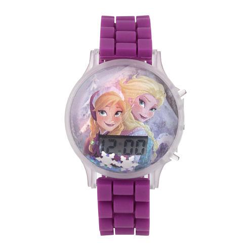 Disney Frozen LCD Watch