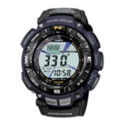 Casio® Pathfinder Tough Solar Triple Sensor Mens Watch