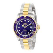Invicta® Pro Diver Mens Two-Tone Stainless Steel Sport Watch