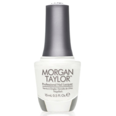 jcpenney.com | Morgan Taylor™ All White Now Nail Polish - .5 oz.