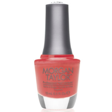 jcpenney.com | Morgan Taylor™ Hot Hot Tamale Nail Polish - .5 oz.
