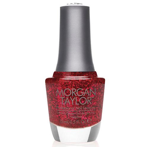 Morgan Taylor™ Rare as Rubies Nail Polish - .5 oz.