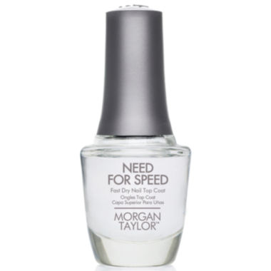 jcpenney.com | Morgan Taylor™ Need for Speed Top Coat - .5 oz.