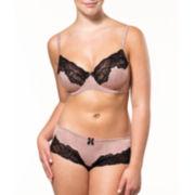 Marie Meili Elodie Full-Figure Underwire Bra or Hipster Panties