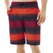 Speedo® Amplify Stripe E-Board Shorts