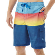 Speedo® Etched Island E-Board Trunks