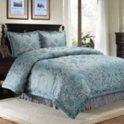 Rosella 4-pc. Jacquard Comforter Set