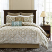 Madison Park Sheffield 8-pc. Comforter Set