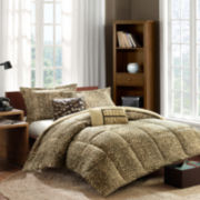 Intelligent Design Talia Animal Print Twin/Twin XL 4-pc. Comforter Set