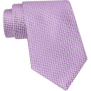 Stafford® Woven Floral Silk Tie